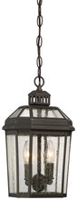 Minka-Lavery 72534-143 - 2 Light Outdoor Pendant