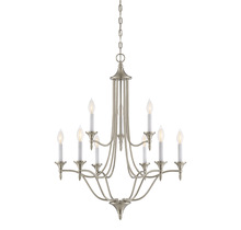 Savoy House 1-1009-9-SN - Herndon 9 Light Chandelier