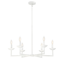 Savoy House 1-9031-6-82 - Piper 6 Light Chandelier