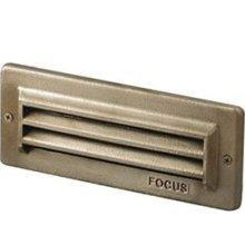 Focus Industries (Fii) FA-53-BRS - Brass Deck Light