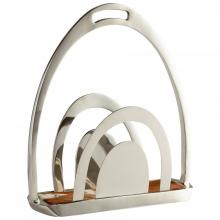 Cyan Designs 08948 - Placeholder Magazine Rack