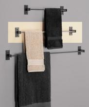 Hubbardton Forge 842024-10 - Metra Towel Holder