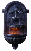 Kenroy Home 50024PLBZ - San Marco Wall Fountain