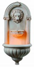 Kenroy Home 50026SS - Regal Wall Fountain