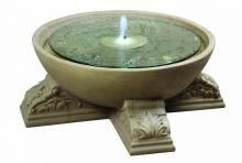 Kenroy Home 50065SS - Palazzo Outdoor Floor Fountain