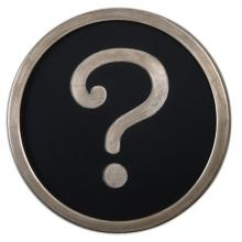 Uttermost 13870 - Uttermost Question Mark Wall Art