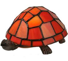 "Meyda Tiffany 10271 - 4""H Turtle Accent Lamp"