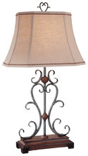 Minka-Lavery 10361-0 - 1 Light Table Lamp