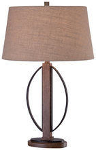 Minka-Lavery 12415-0 - 1 Light Table Lamp