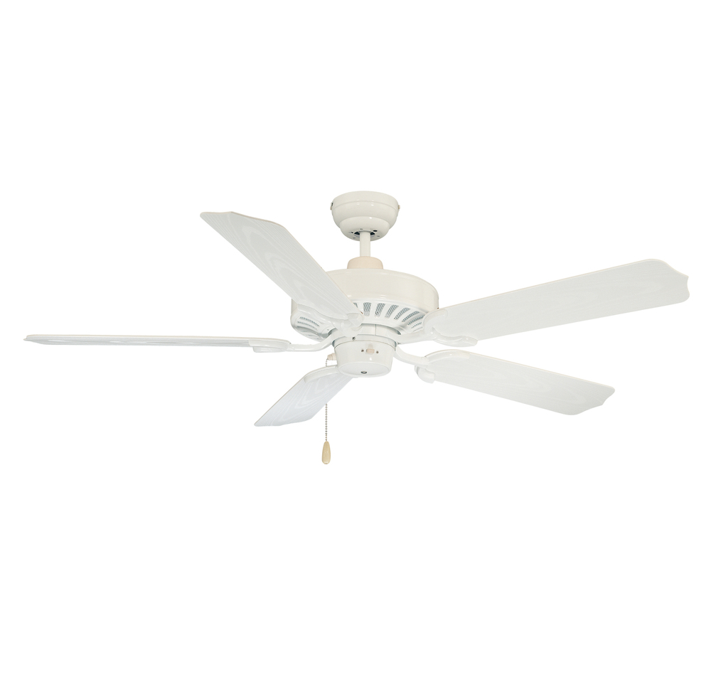 Light Gallery Plus in Encinitas, California, United States,  52-SGO-5W-WH, Lancer Ceiling Fan, Lancer