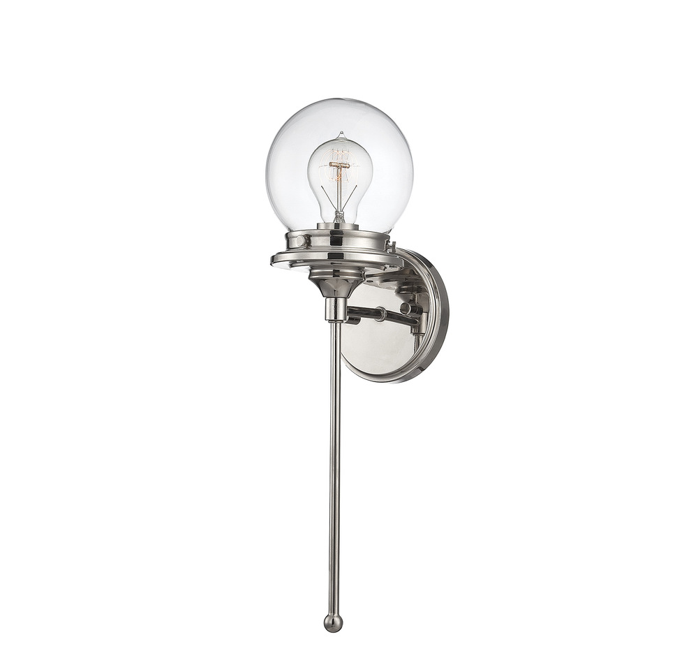 Downing 1 Light Sconce