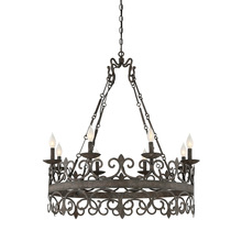 Savoy House 1-8001-8-64 - Flanders 8 Light Chandelier