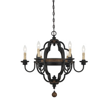 Savoy House 1-8903-6-41 - Kelsey 6 Light Chandelier