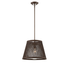 Savoy House 7-1140-1-71 - Messina 1 Light Outdoor Pendant