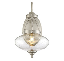 Savoy House 9-9041-1-SN - Lowry 1 Light Sconce