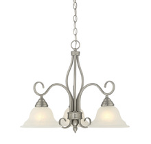 Savoy House KP-SS-100-3-69 - Polar 3 Light Chandelier
