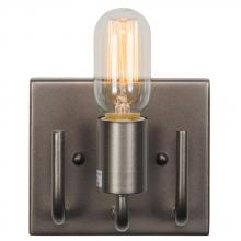 Varaluz 219B01NB - Socket-To-Me 1-Lt Bath Fixture - New Bronze