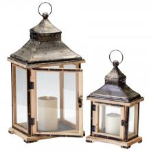 Cyan Designs 04734 - Oxford Lanterns S/2
