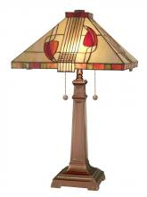 Dale Tiffany 2721/739 - Table Lamps