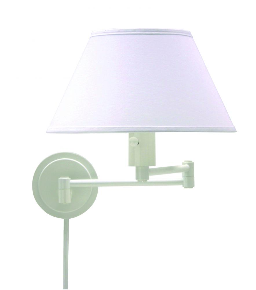 Home Office Swing Arm Wall Lamp