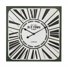 Sterling Industries 171-010 - Stylized Roman Numeral Clock