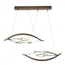 Synchronicity 139798-LED-STND-20-CR - Courb� Duet LED Pendant