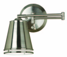 Kenroy Home 21009BS - Metro Wall Swing Arm BS
