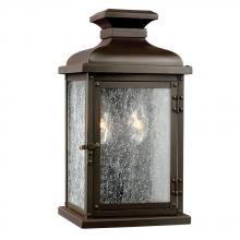 Feiss OL11100DAC - 2 - Light Outdoor Sconce