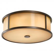 Feiss OL7613HTBZ - 3- Light Ceiling Fixture
