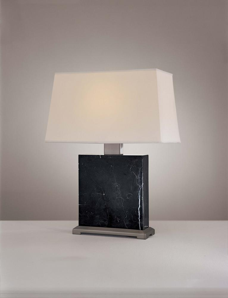 Light Gallery Plus in Encinitas, California, United States,  P161-084, Nickel Table Lamp,