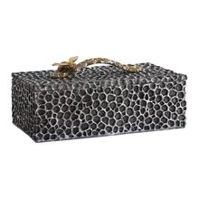 Uttermost 18900 - Uttermost Hive Aged Black Box