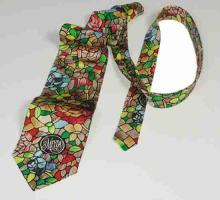 "Meyda Tiffany 19303 - ""ROSEBUSH"" PATTERNED MEYDA TIE"