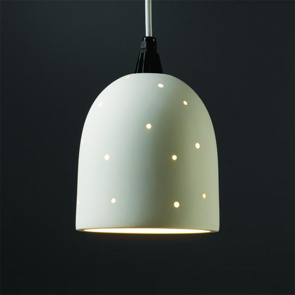 Small Bell Pendant Cer 9610 Bis